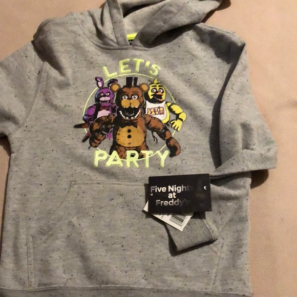 online retailer f3752 e5269 A7-56 New. Hoodie. Five Nights at Freddy's- M(5/6) NWT